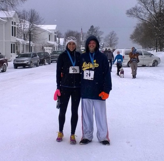 Betsie Bay Frozen 5k - Run Leelanau